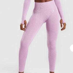 Gymshark Vital Seamless Leggings - Pink
